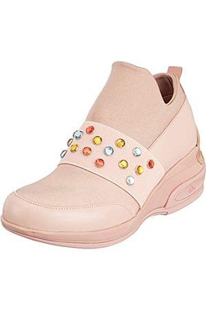 Fornarina Damen Hohe Sneaker, (Daily1 Nude)