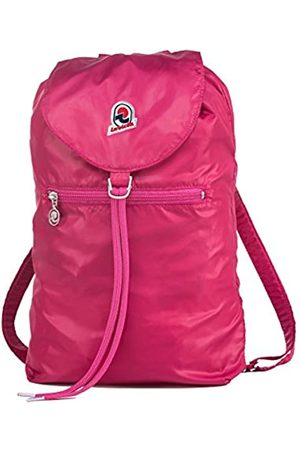 Invicta Minisac Glossy Rucksack Casual 40 cm, Daypack, 206001806-310, Pink