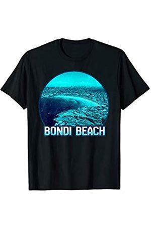 Australien Urlaub Co. Bondi Beach Australien Strand Vintage Sommerurlaub Geschenk T-Shirt