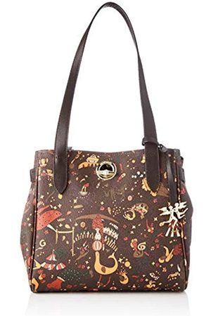 PIERO GUIDI Damen Tote Bag Henkeltasche