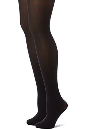 Dim Damen Strumpfhose Mod de opaque velouté x2, 40 DEN, Gr. Small (Herstellergröße: 1/2)