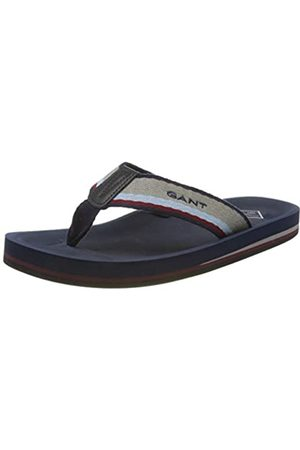 GANT Footwear Herren PALMWORLD Pantoletten, (Marine G69)
