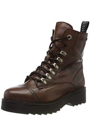 Musse & Cloud Damen Levy Combat Boots, (DBR 203)