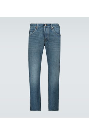 Gucci Jeans mit Waschung