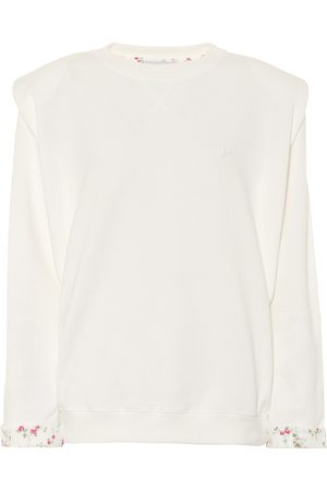 Serafini Sweatshirt aus Baumwolle