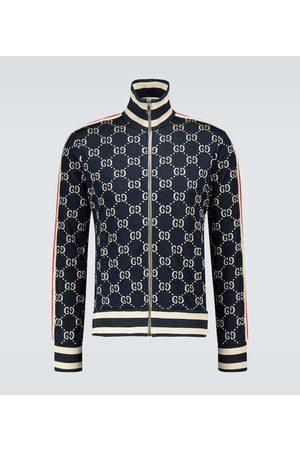 Gucci Jacke aus GG-Jacquard