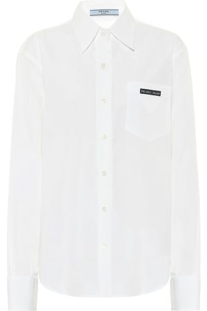 Prada Hemd aus Baumwolle