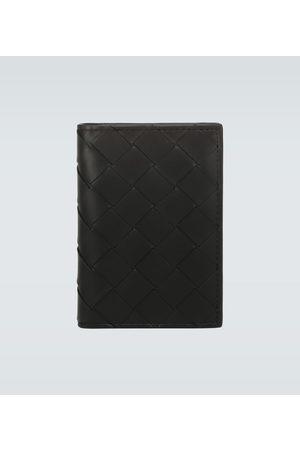 Bottega Veneta Geldbörsen & Etuis - Faltbares Kartenetui aus Leder