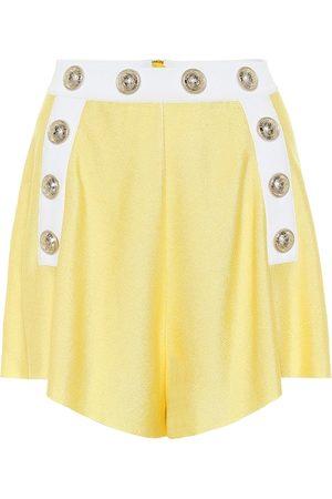 Balmain Damen Shorts - Exklusiv bei Mytheresa – Shorts aus Strick