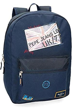 Pepe Jeans Scarf Schulrucksack, 44 cm