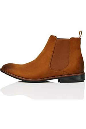 FIND FIND Chelsea Boots, (Tan)