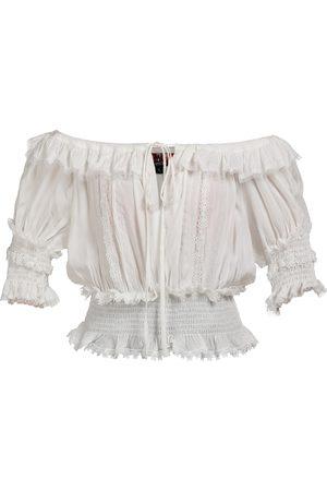 myMo ROCKS Feminine Bluse