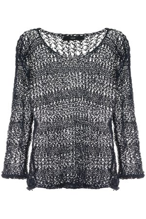 Voz Damen Pullover - Pullover mit lockerem Schnitt