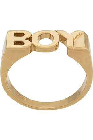 Maria Black Boy' Ring