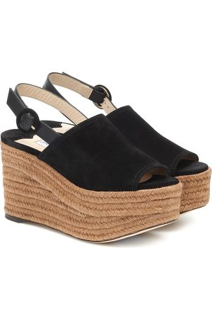 Jimmy Choo Wedge-Espadrilles Deya 95
