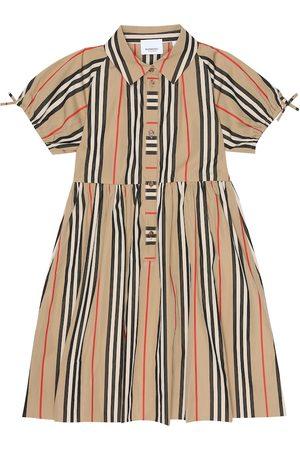 Burberry Kleid aus Baumwollpopeline