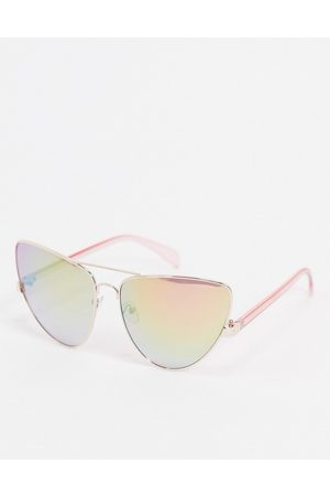 Jeepers Peepers – XXL Cat-Eye-Sonnenbrille