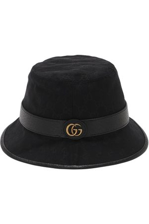 Gucci Hut Aus Gg-baumwollcanvas