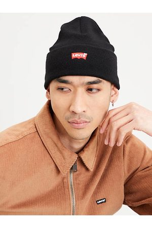 Levi's Levi's® Logo Embroidered Slouchy Beanie - /