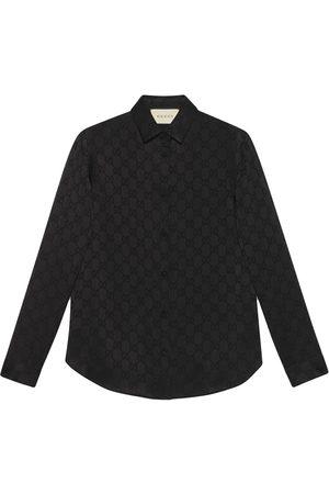 Gucci Hemd mit GG