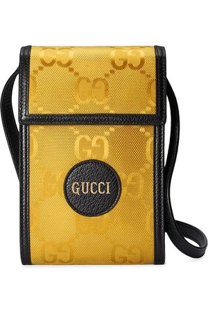 Gucci Off the Grid Handy-Hülle aus GG Supreme