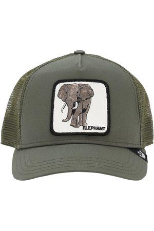 """Goorin Bros. Herren Hüte - Truckerkappe """"elephant"""""""