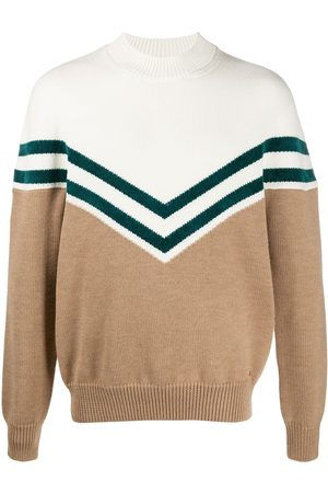 Dsquared2 Pullover in Colour-Block-Optik