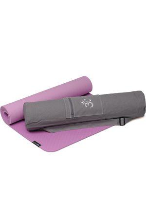 YOGISTAR Herren Sporttaschen - Yoga-set Starter Edition - Comfort (yogamatte Pro + Yogatasche Om)