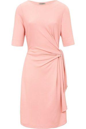 Uta Raasch Jersey-Kleid 3/4-Arm rosé