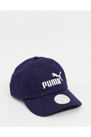 Puma – Essentials – Kappe in Marine