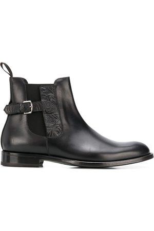Etro Chelsea-Boots mit Schnalle