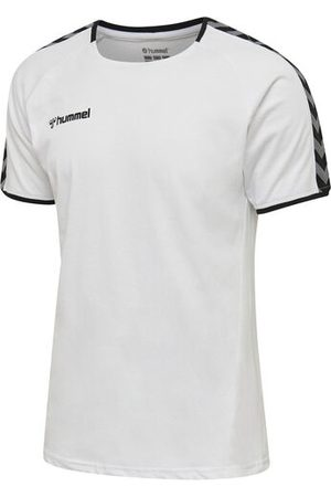 Hummel HmlAUTHENTIC TRAINING TEE, WHITE, S