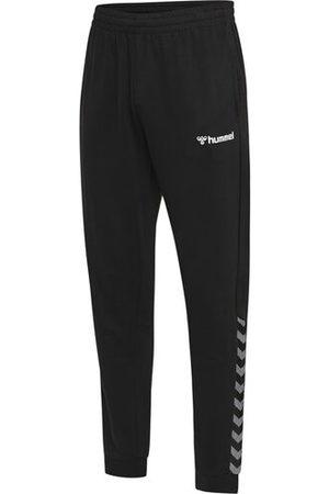 Hummel Trainingshose mit Taschen, BLACK/WHITE, S