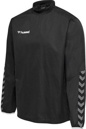 Hummel Windbreaker mit Kragen, BLACK/WHITE, S
