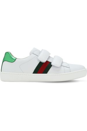"Gucci Ledersneakers ""new Ace"""