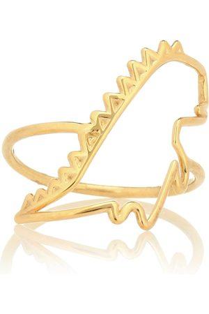 Aliita Ring Dino Puro aus 9kt Gelbgold