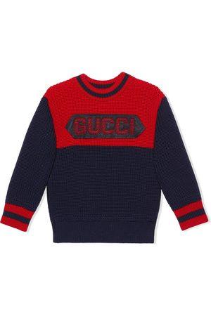 Gucci Pullover mit Gucci-Patch