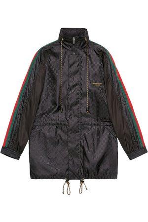 Gucci Jacke mit GG-Jacquardmuster