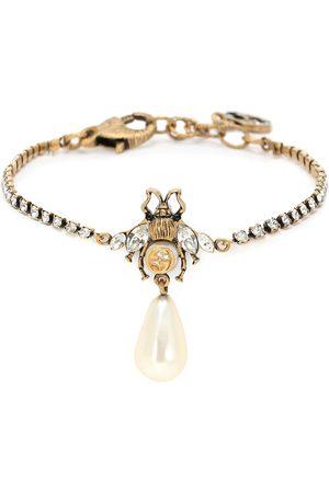 Gucci Armband mit Kristallen