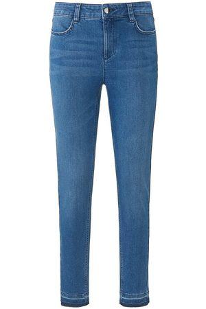 DAY.LIKE Damen Skinny - Knöchellange Skinny Fit-Jeans denim