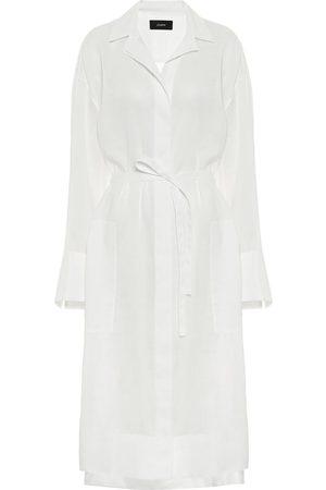 Joseph Damen Freizeitkleider - Hemdblusenkleid aus Voile