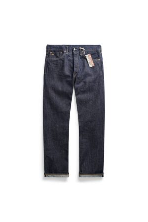 RRL Straight-Fit Selvedge-Jeans