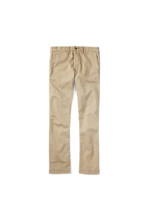 RRL Slim-Fit Baumwoll-Chinohose