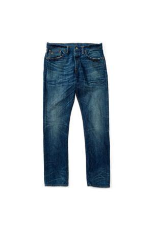 RRL Schmale Selvedge-Jeans
