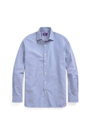 Ralph Lauren Gestreiftes Hemd aus Baumwolle