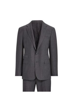 Ralph Lauren Handgefertigter Anzug aus Wolle