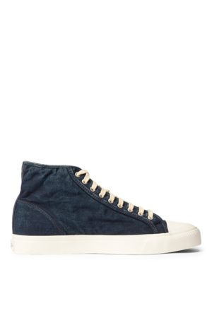 RRL Segeltuch-Sneaker Mayport