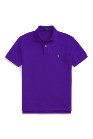 Polo Ralph Lauren Slim-Fit Polohemd aus Piqué