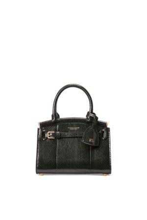 Ralph Lauren Kleine Ayers-Handtasche RL50