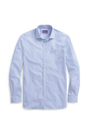 Ralph Lauren Hemd mit Mini-Ginganmuster